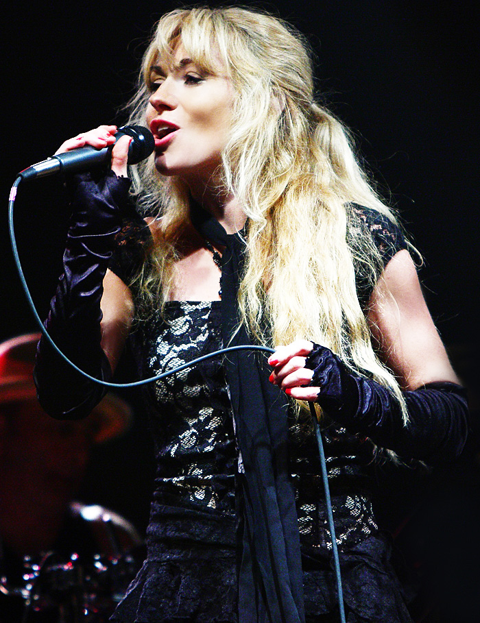 Anna Leeming FLeetwood Nicks